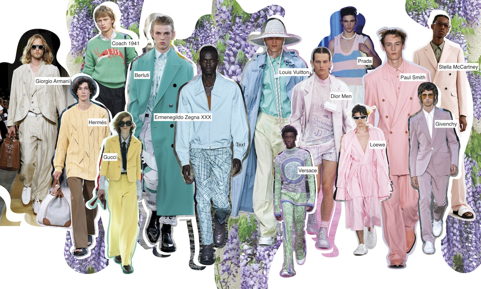 The Fashion Trends For Men This Spring Summer 2020