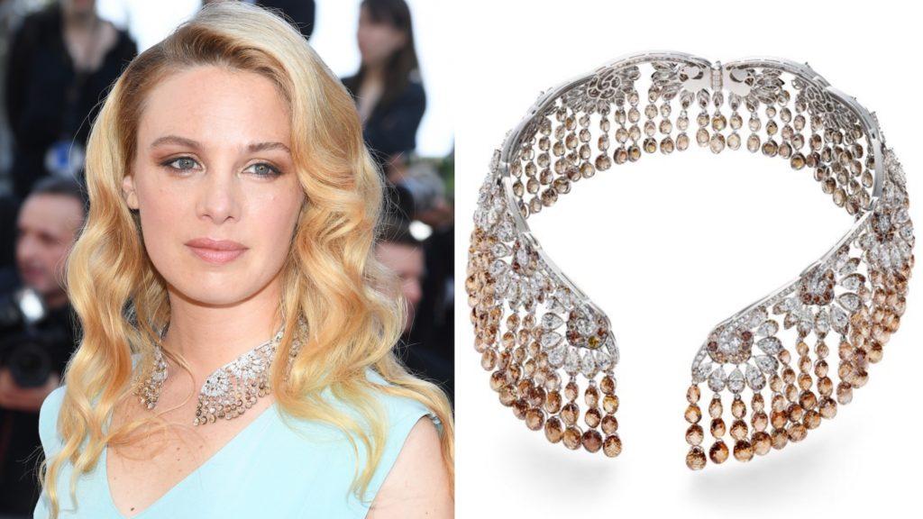 brown diamond jewellery