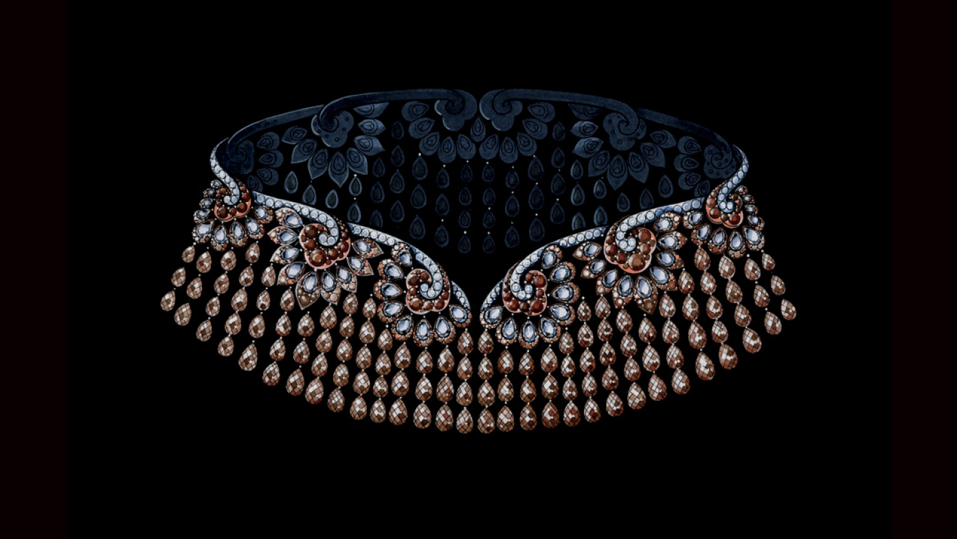 Brown diamonds are the next jewellery trend to watch
