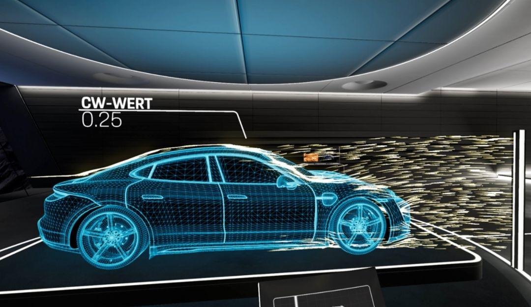 Porsche Taycan customers can now explore the vehicle in VR before buying