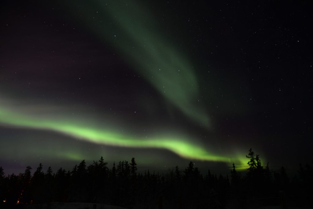 virtual tour northern lights canada