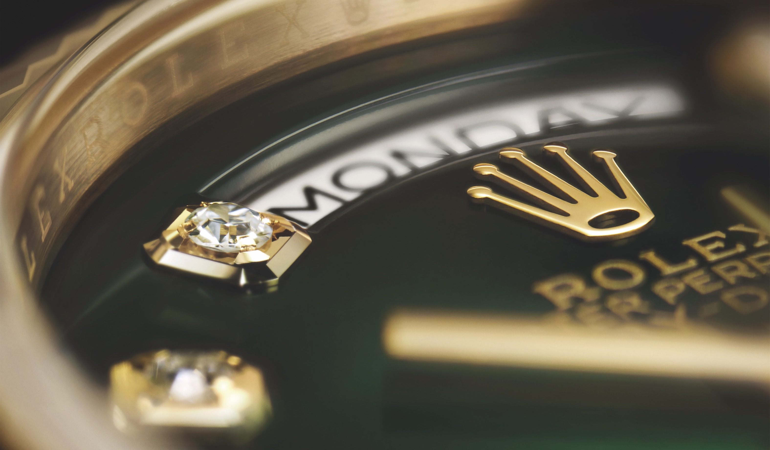 The Rolex Oyster Perpetual Day-Date 36 gets a bold update