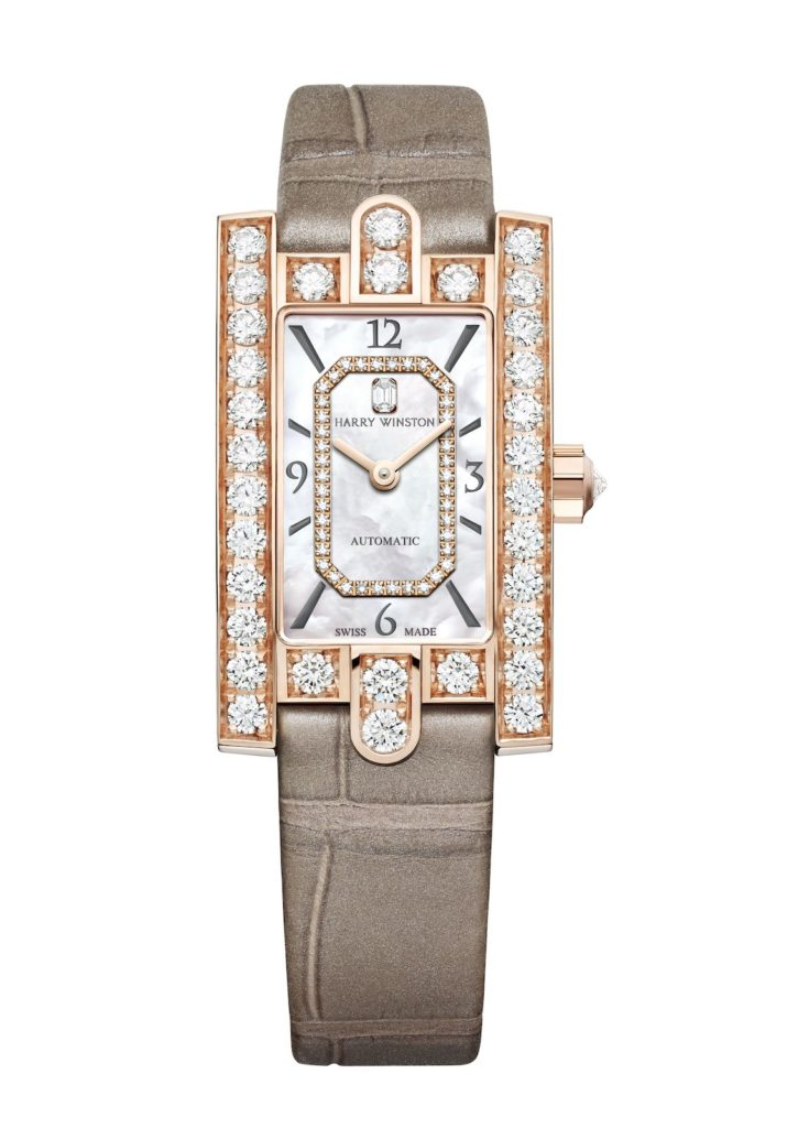 Harry Winston Avenue Collection
