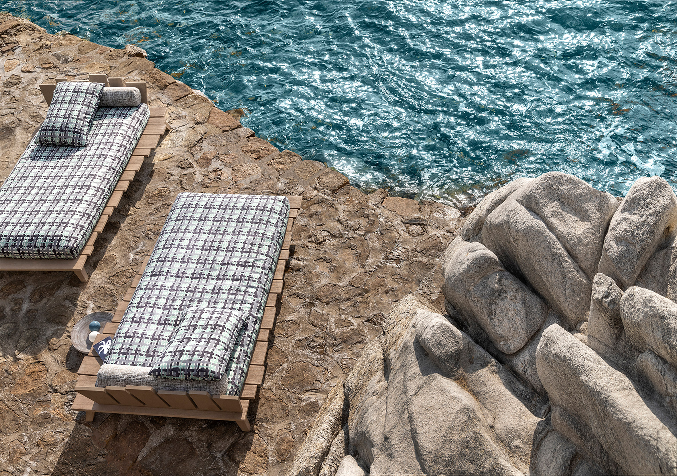 The Rafael Collection from Paola Navone will Tranform Your Outdoor Space into Heaven
