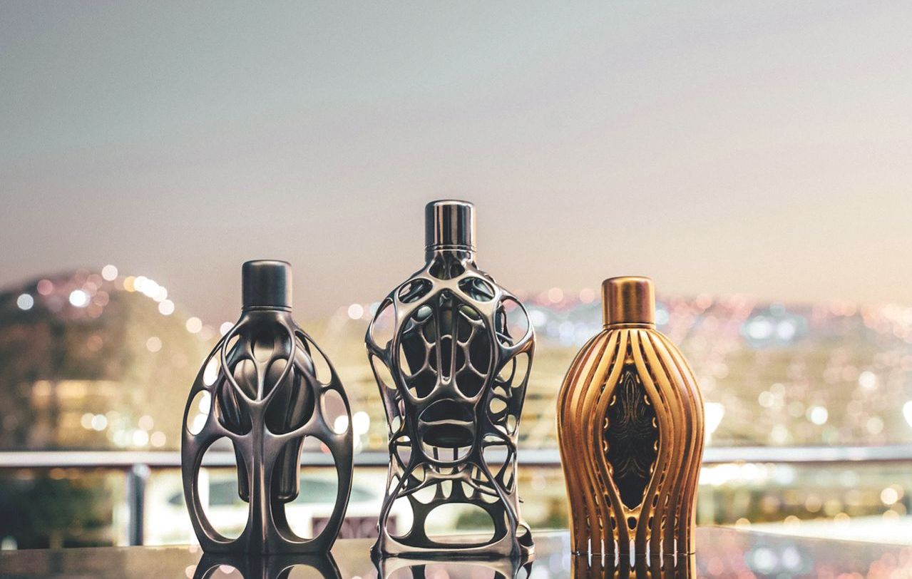 Discover the first perfume collection from Formula One