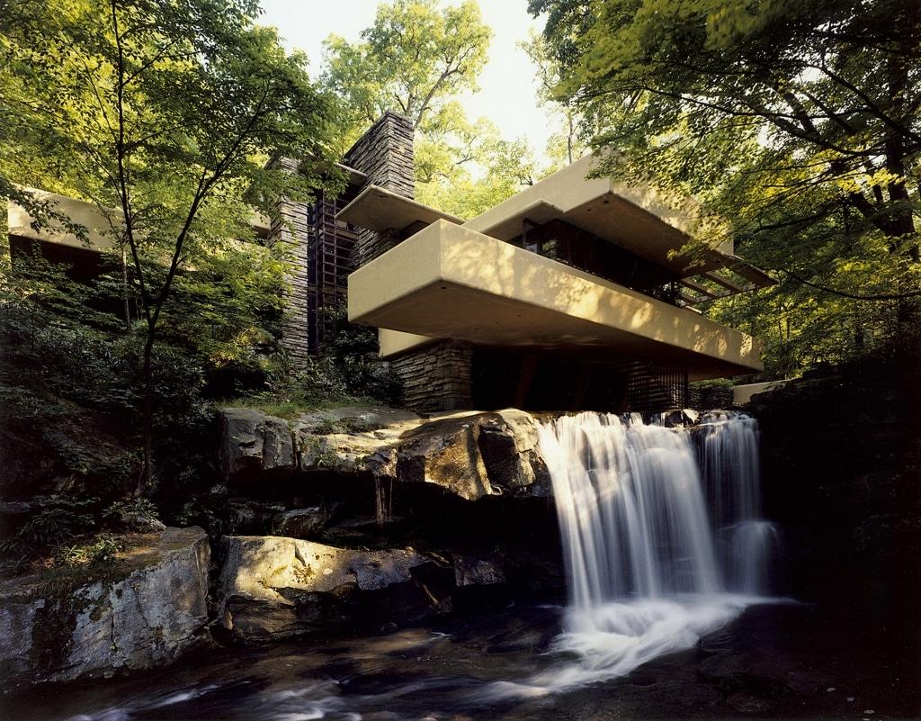 Take a virtual tour through Frank Lloyd Wright-designed houses