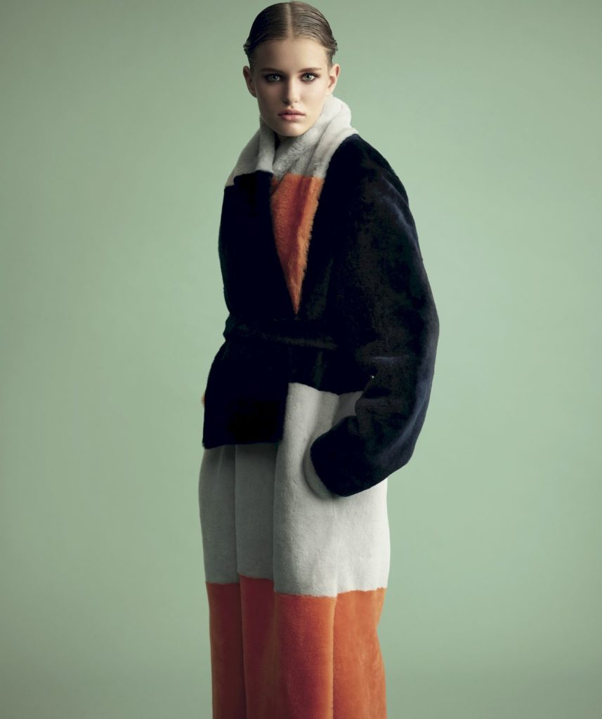 26 looks from Givenchy designed by Clare Waight Keller featured in Prestige Singapore