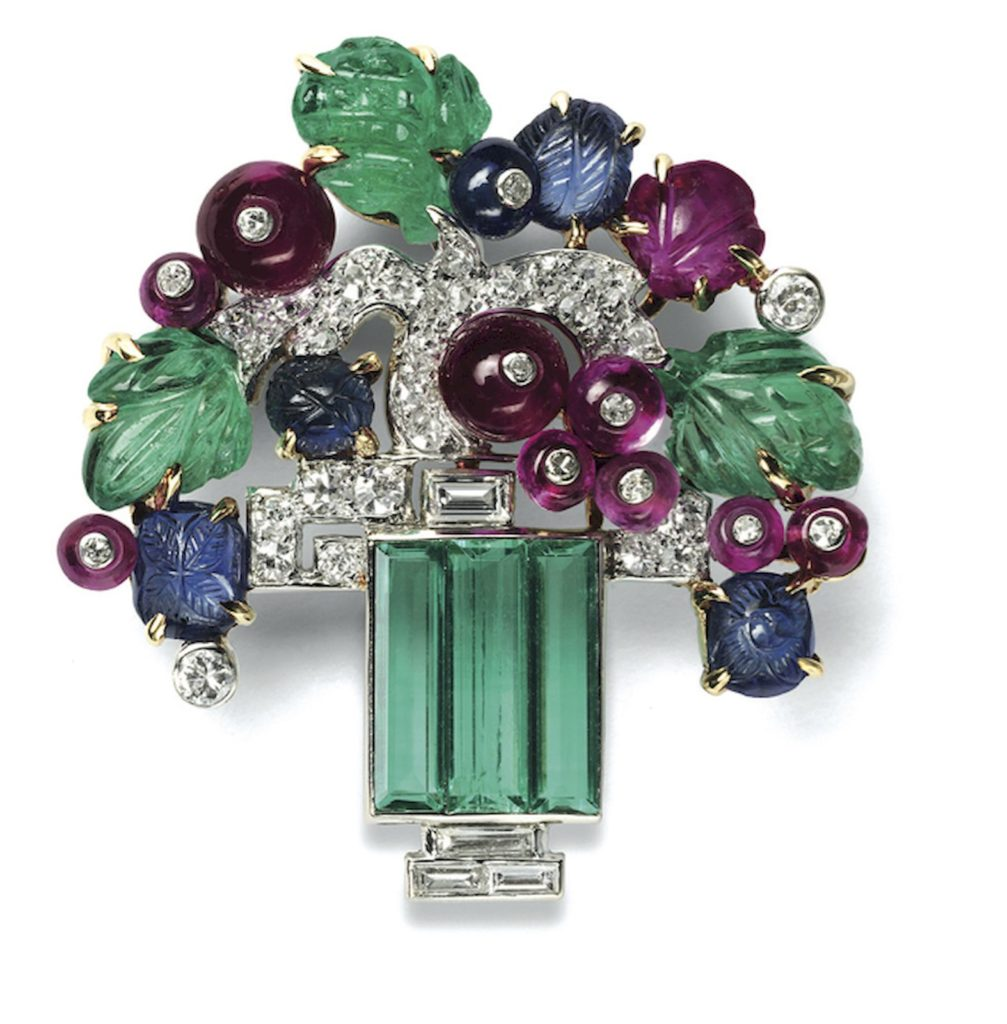 How the Tutti Frutti designs became a signature Cartier style