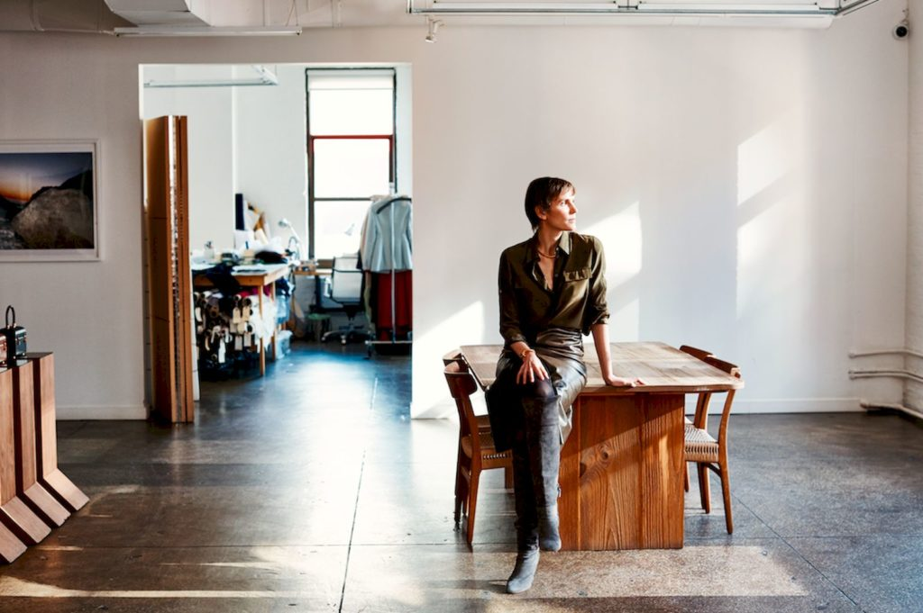 sustainability in fashion with gabriela hearst