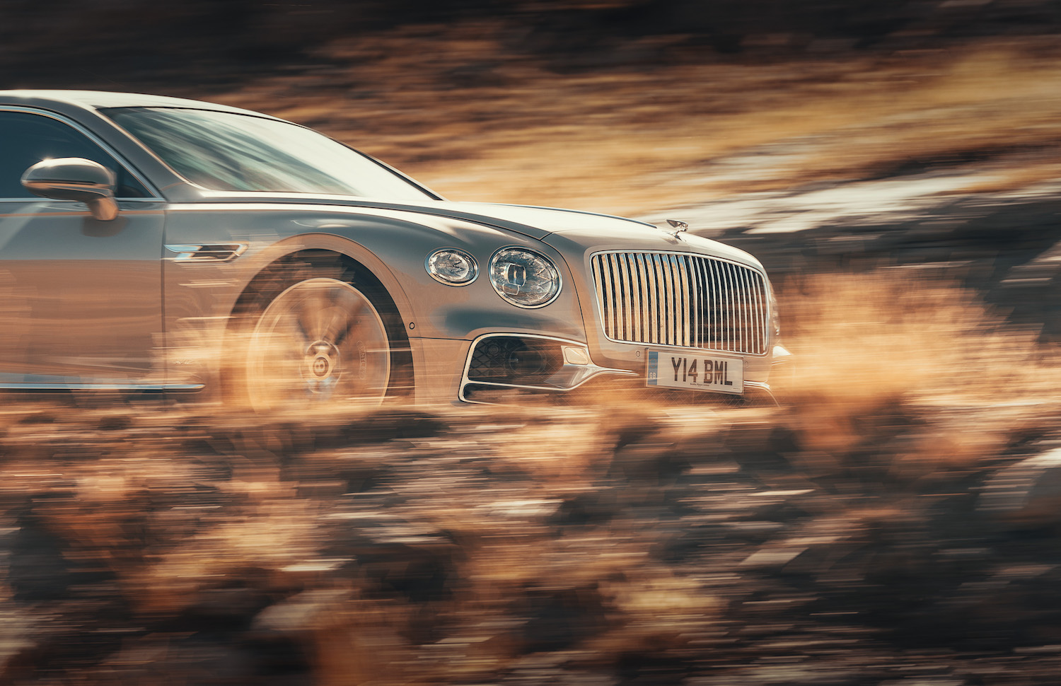 The New Bentley Flying Spur Touches Down in Thailand