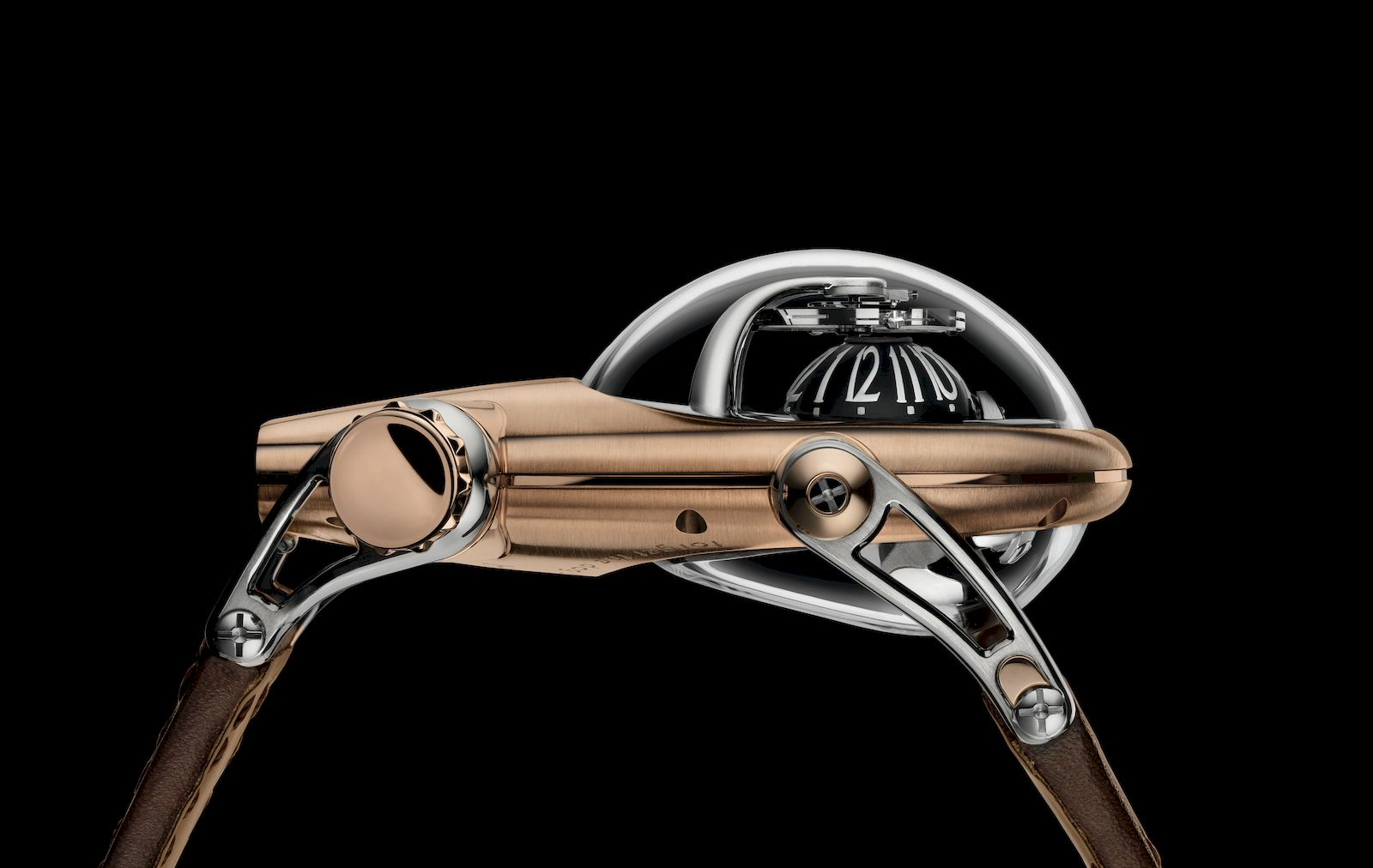 MB&F unveils a mean machine — the HM10 Bulldog