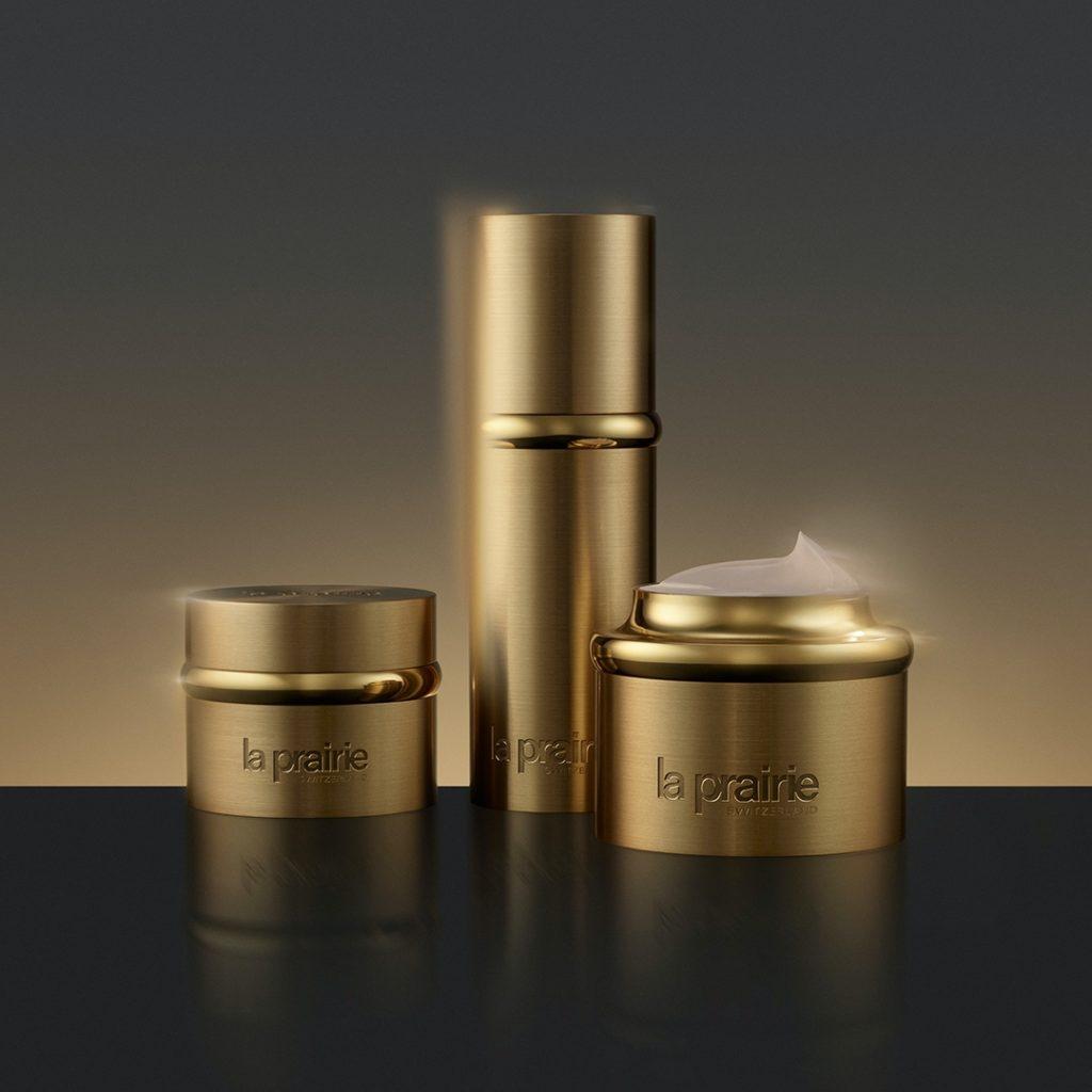 La Prairie Pure Gold Collection