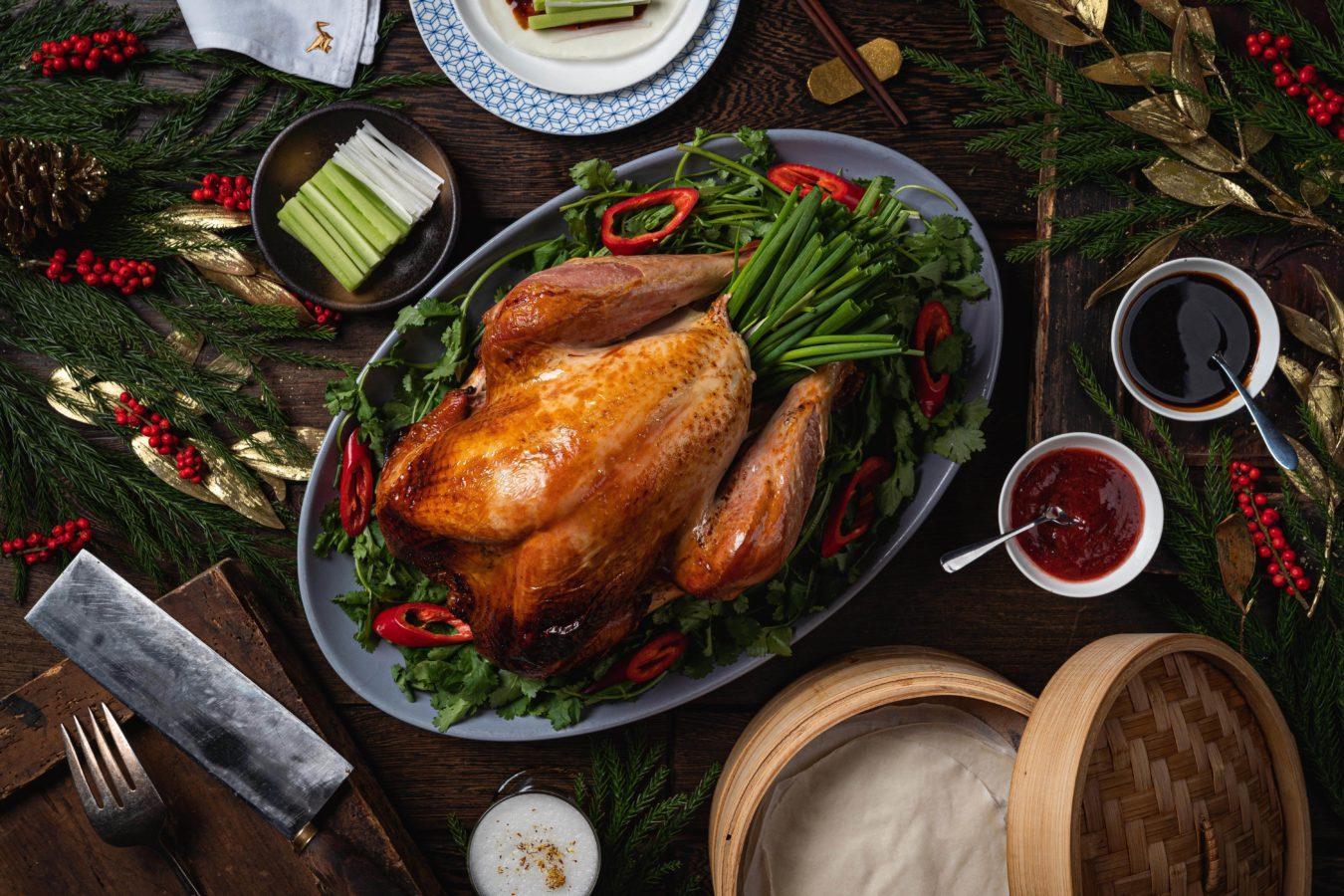 10 Restaurants for Christmas Dinner in Hong Kong