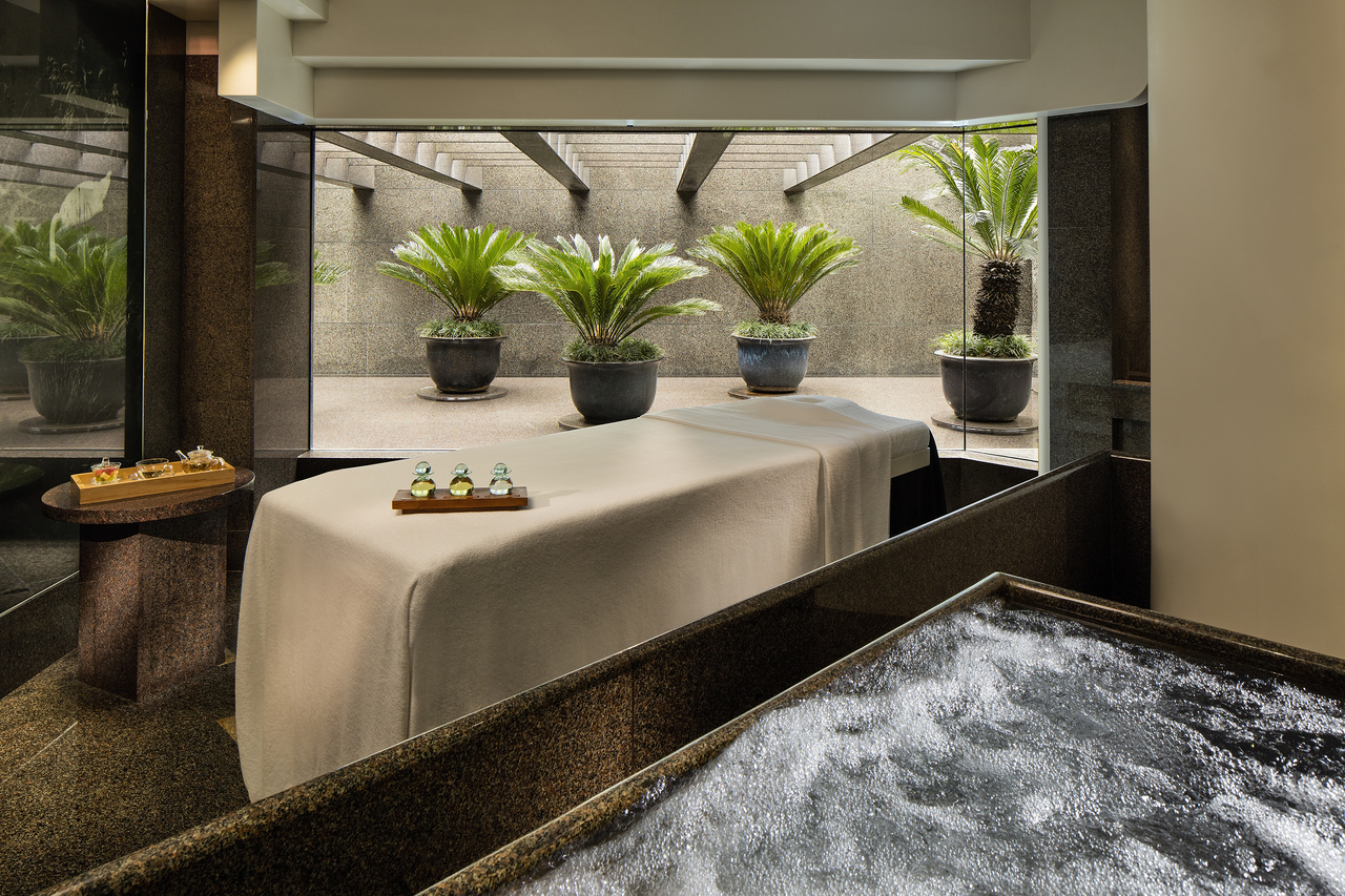 Grand Hyatt: Plateau Spa