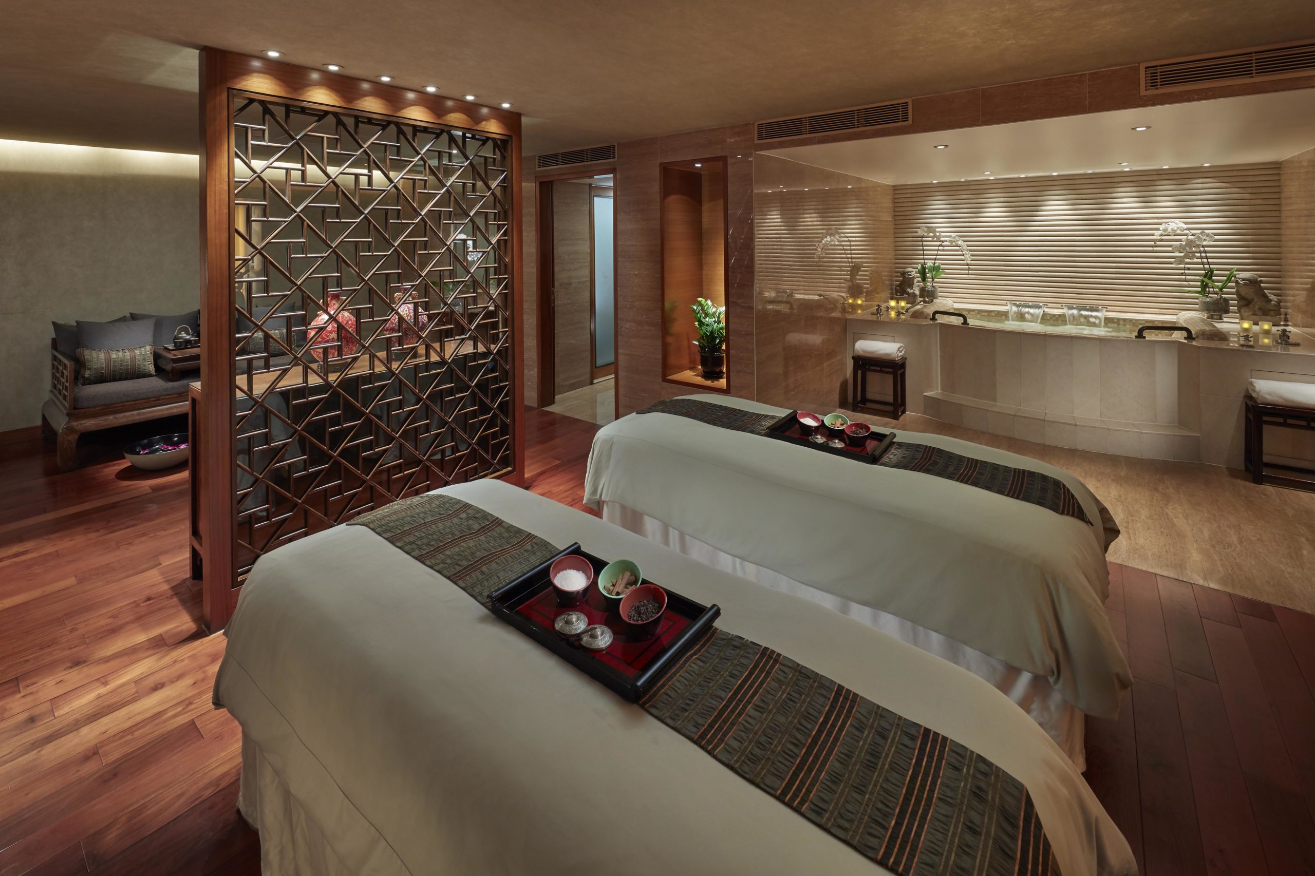 Mandarin Oriental: The Mandarin Spa