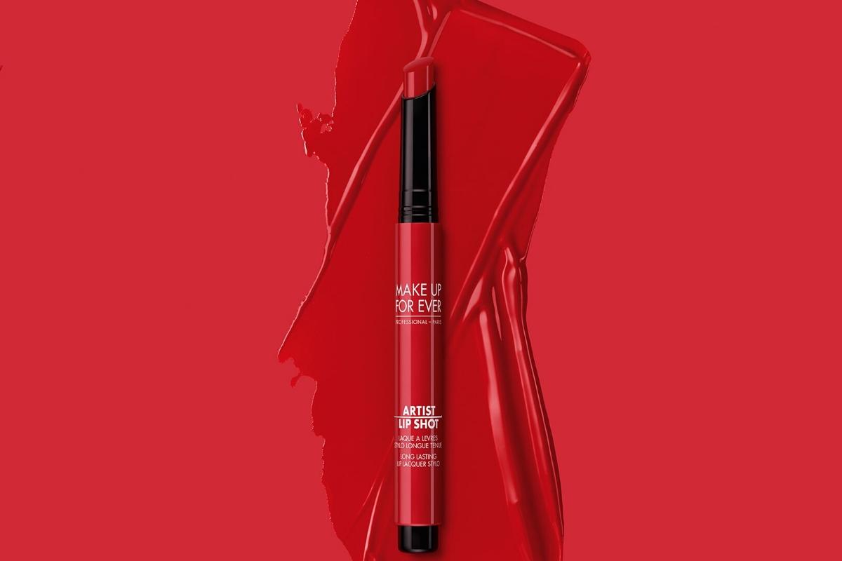 Make Up For Ever: Lip Shot