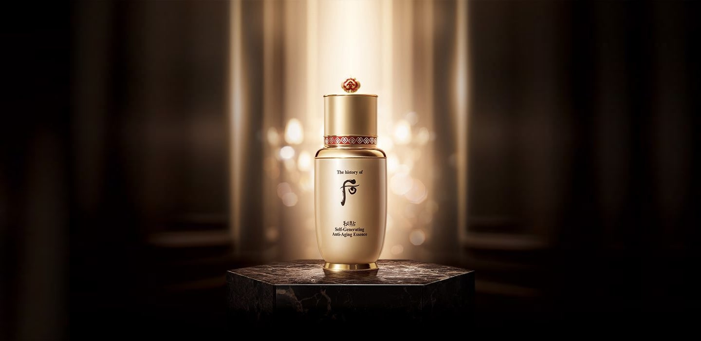 History of Whoo: Bichup Self-Generating Anti-Aging Essence