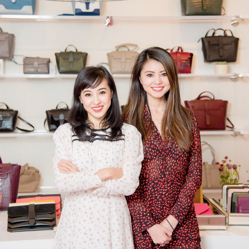 Startup Life: Coral Chung and Wendy Wen of Senreve on Inspiring Women Who Do It All