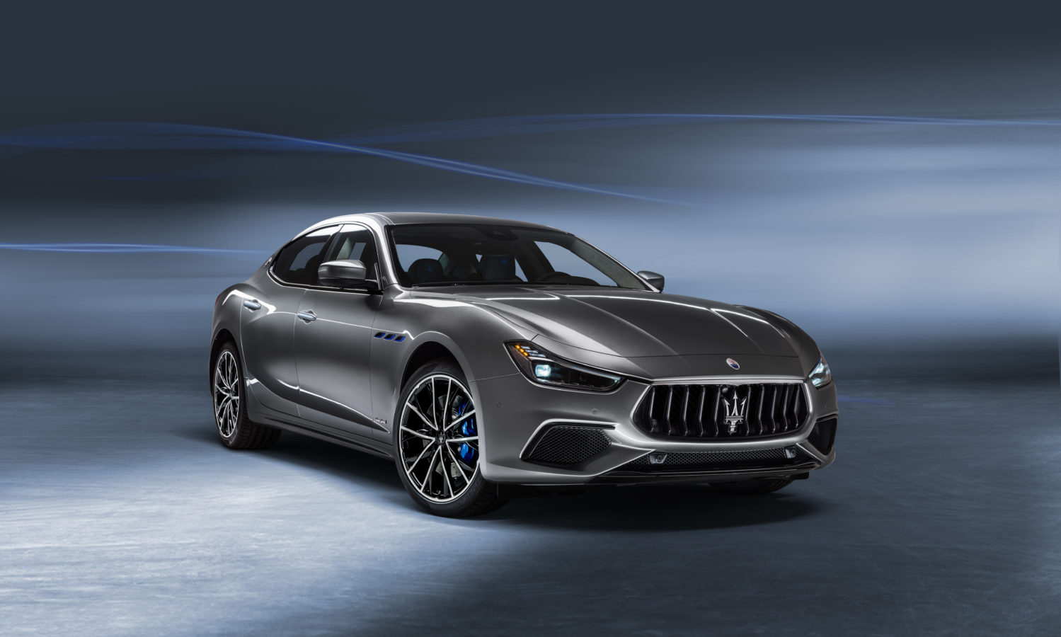 Singing the Body Electric with Maserati's New Ghibli