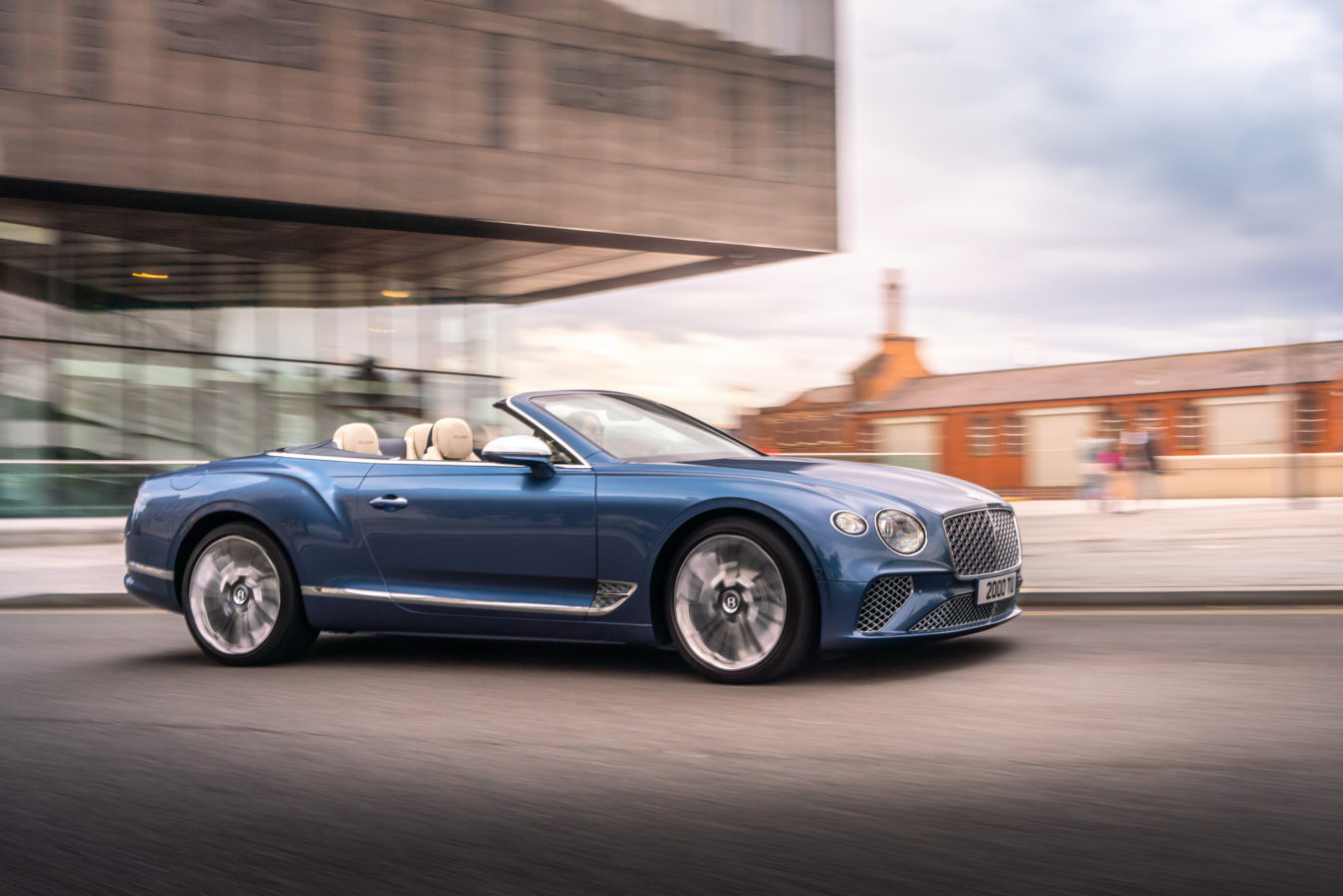 Bentley Unveils its Poshest Continental Yet in St-Tropez