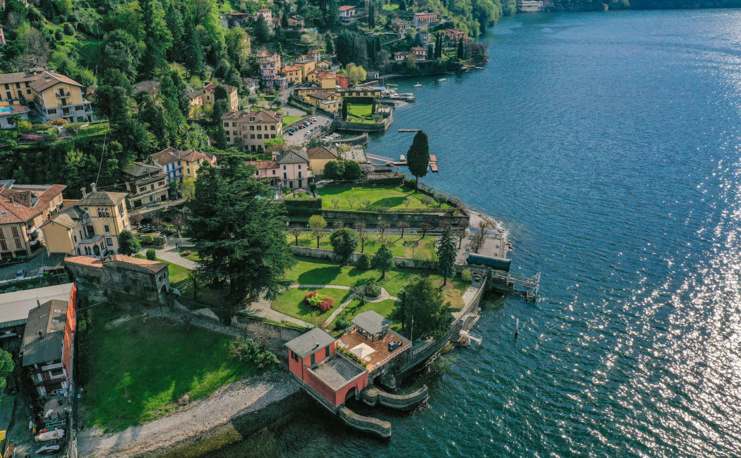 In Lombardy, Several Gorgeous Lakeside Properties are Now on the Market