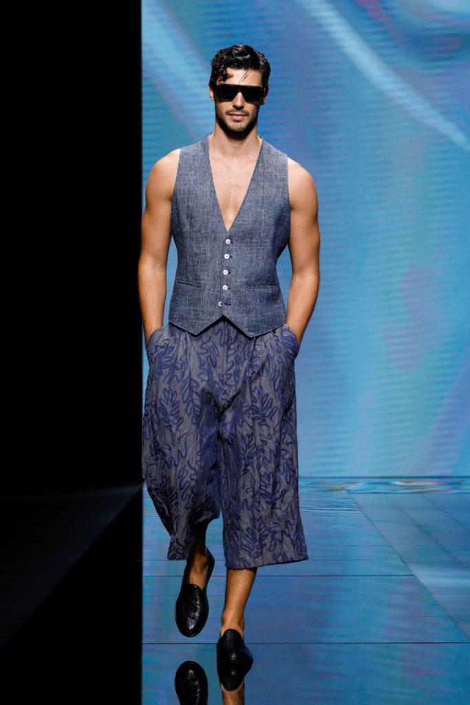 Giorgio Armani Spring/Summer 2021