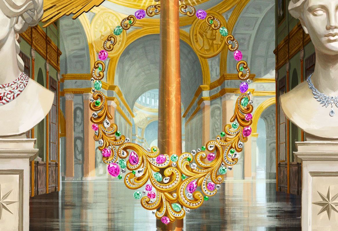 Fall in Love With These Glorious Multicoloured Jewels