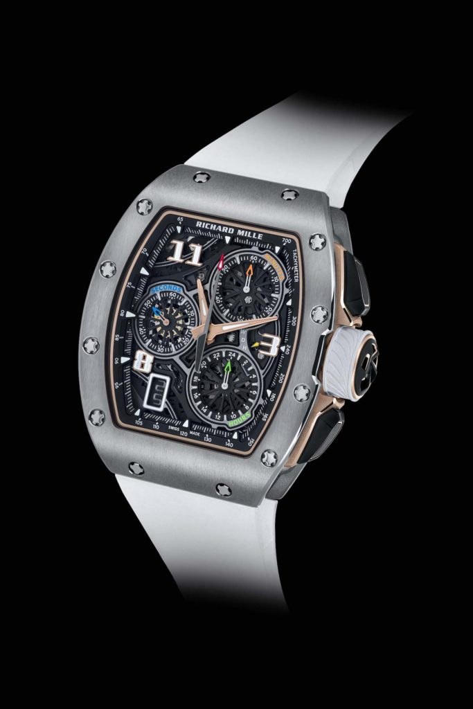richard mille RM 72-91 Lifestyle In-House Chronograph