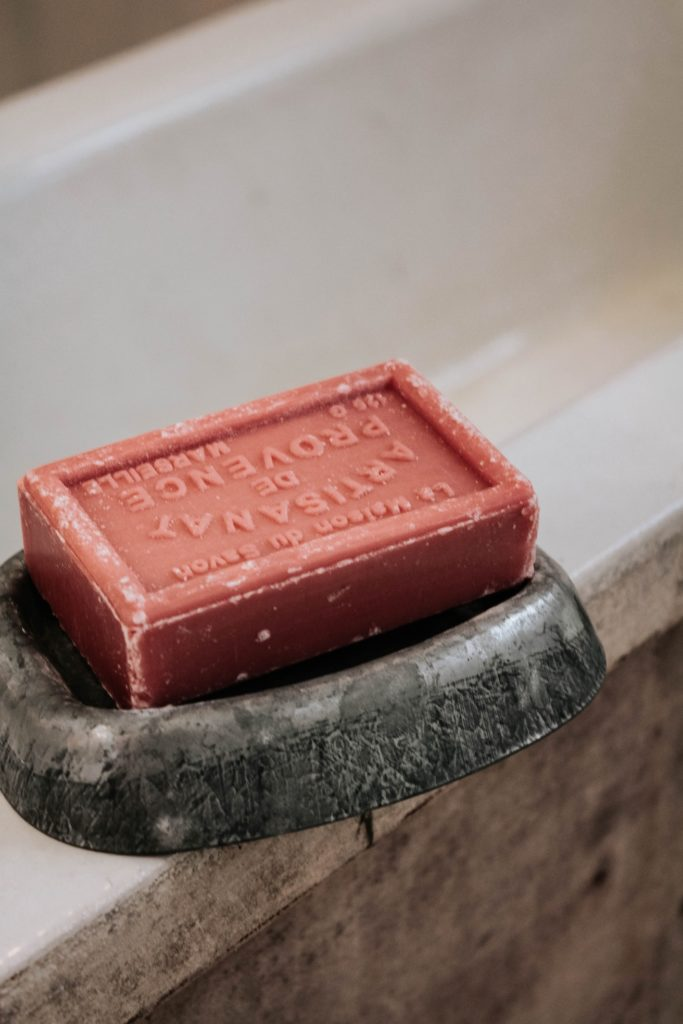 solid soap bars