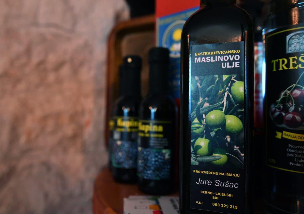 bosnia olive oil