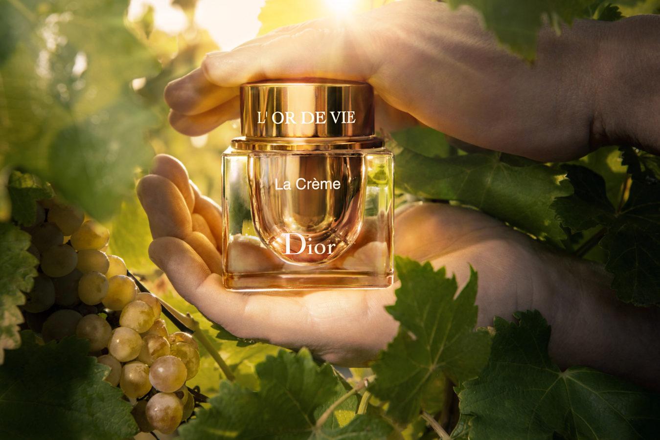 Dior Further Elevates Its Revolutionary Anti-aging Formula L'Or de Vie