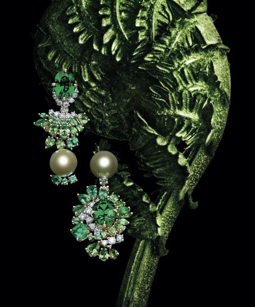 green gemstones