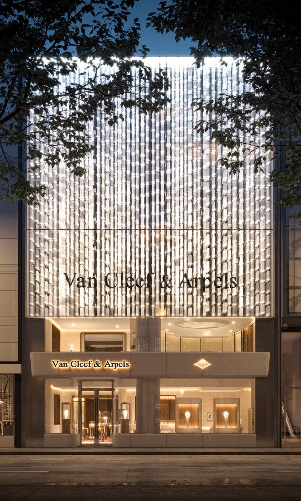 Van Cleef & Arpels flagship