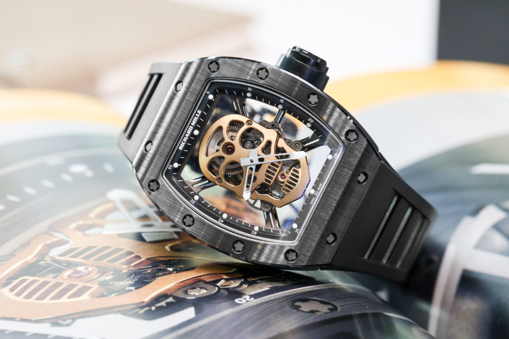 Sylvester Stallone watches at Phillips Auction