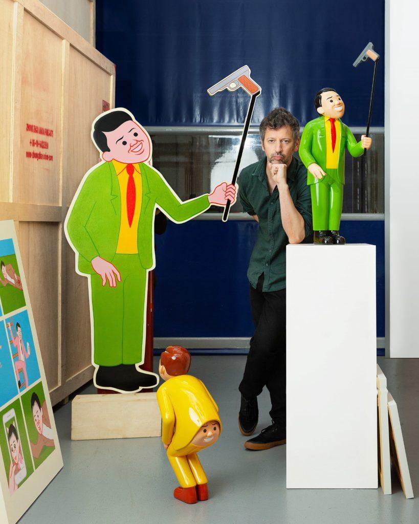 Spanish artistJoan Cornellà