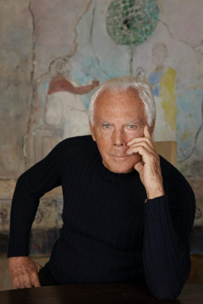 Giorgio Armani Partners with Parmigiani Fleurier