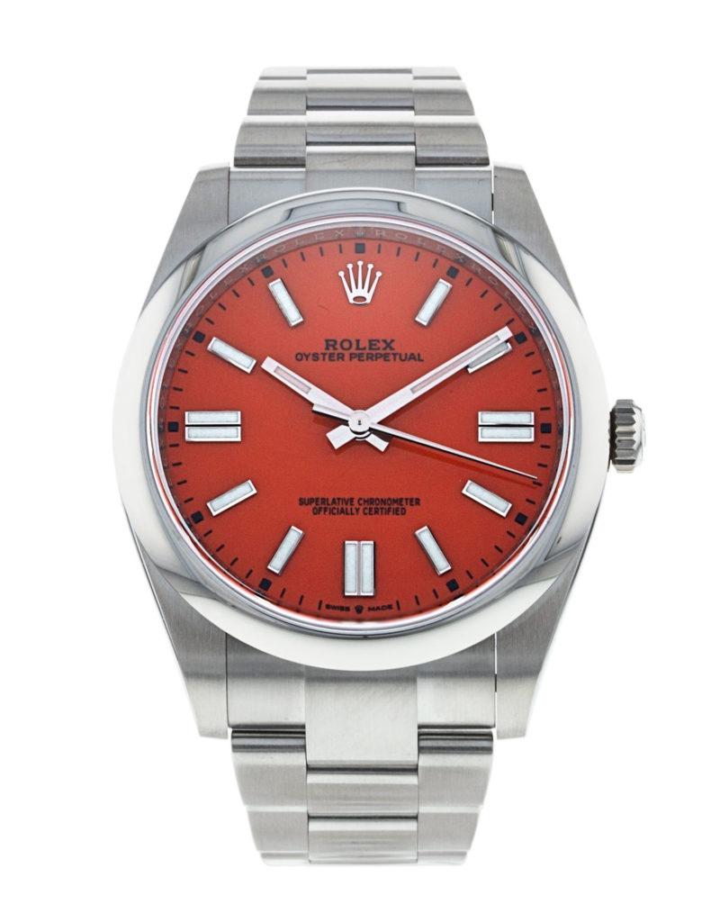 Watchfinder Rolex Oyster Perpetual 124300