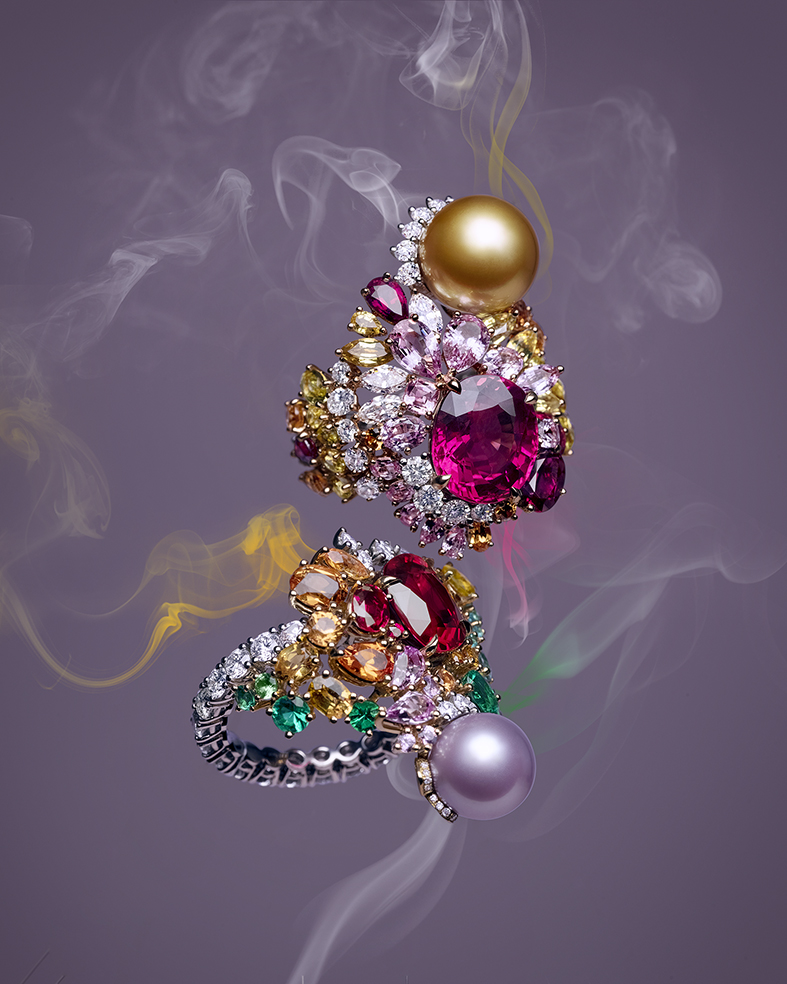 Tie & Dior high Jewellery Collection