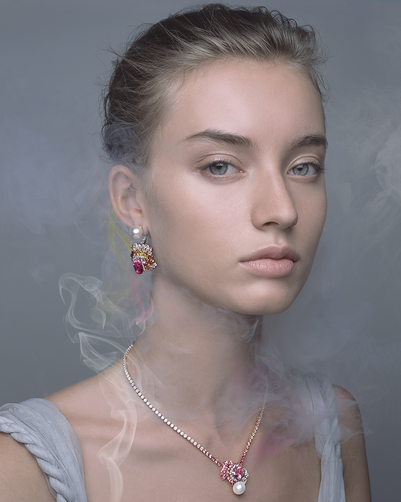 Tie & Dior high JewelleryCollection