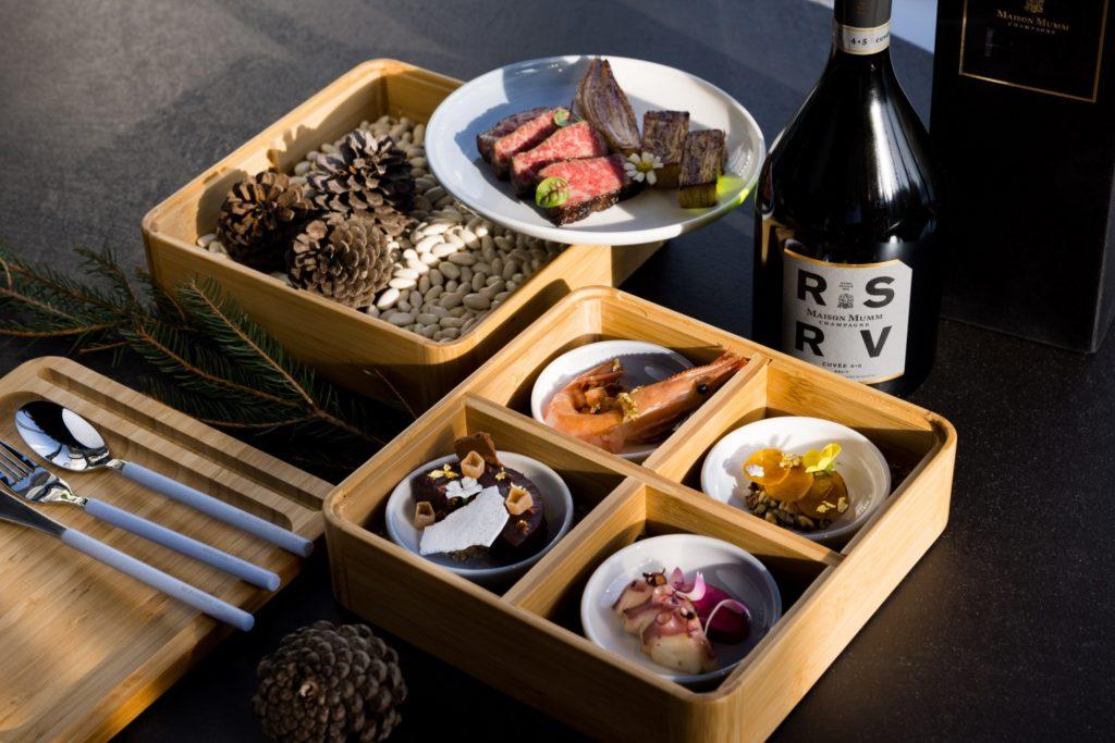 Cobo Culinary Box Takeaway