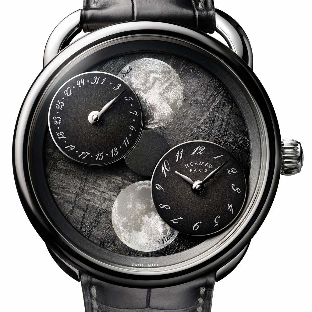 Hermès' unique approach to watchmaking