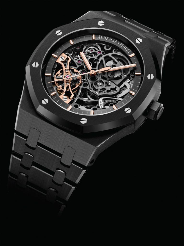 Watches that defined 2020: Audemars Piguet Royal Oak Double Balance Wheel Black Ceramic