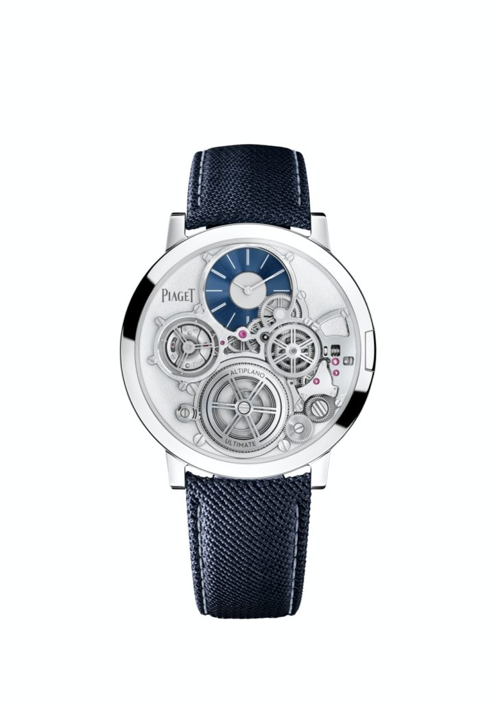 Watch that defined 2020: Piaget Altiplano Ultimate Concept