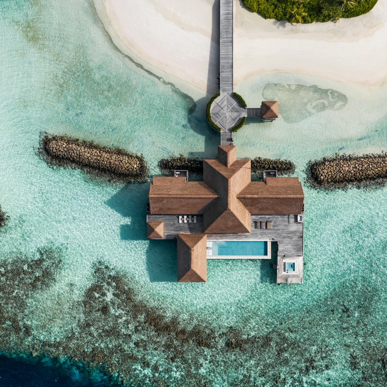 Ithaafushi Private Island villa