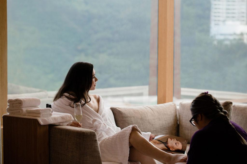 best spas in Hong Kong