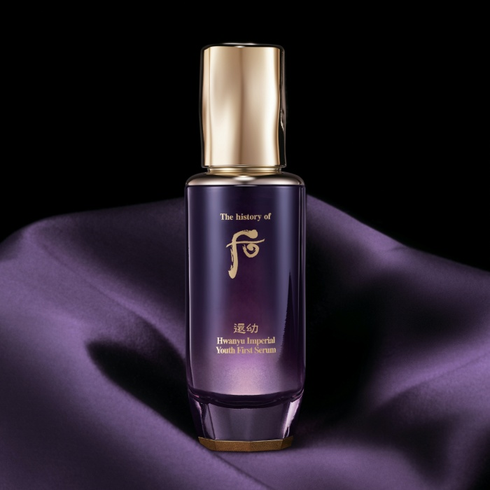 The History of Whoo Hwanyu Imperial Youth First Serum