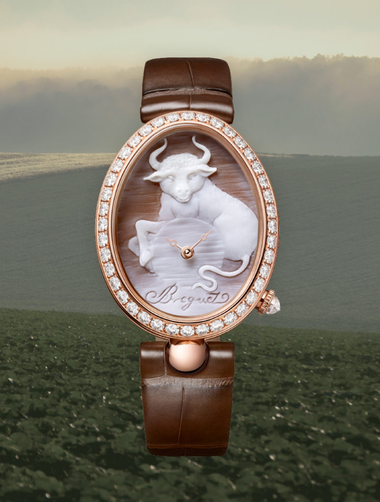 ox-inspired watches