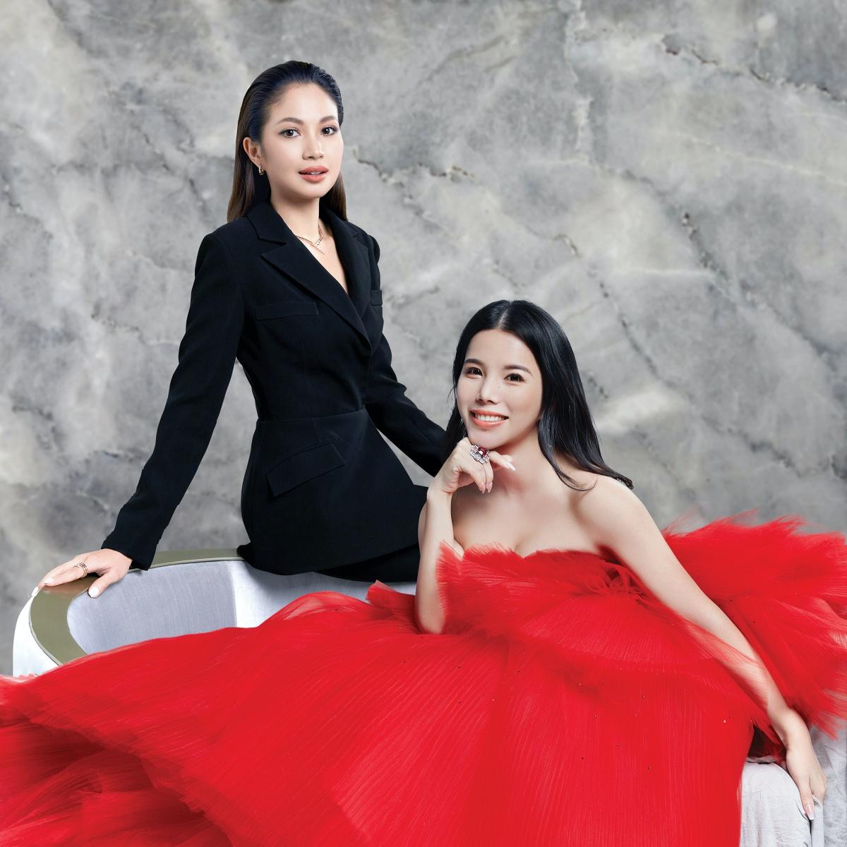 Jane Kitakkaranon and Wendy Yu