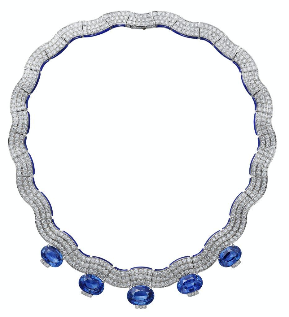 Cartier Sinopé necklace