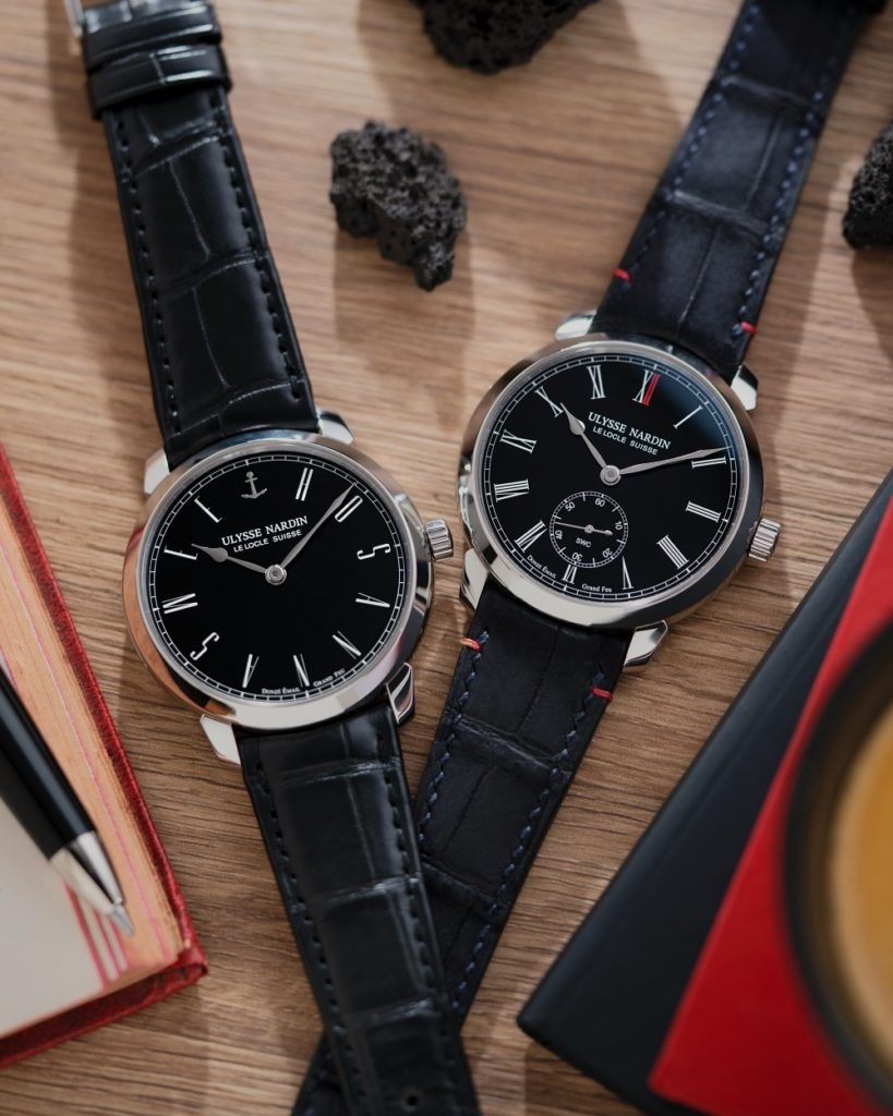 Tom Chng Ulysse Nardin watch
